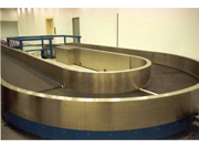 Turning Belt Conveyor